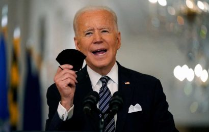 Republicans scratch heads at Biden's goals for May COVID vaccine eligibility, July Fourth family gatherings