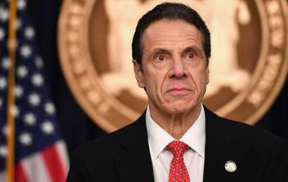 Cuomo won't be getting Emmy for apology 'performance,' GOP assemblyman tells Harris Faulkner