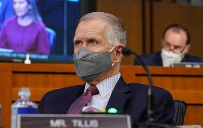 Thom Tillis, North Carolina GOP senator, says he is being treated for prostate cancer