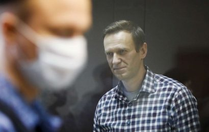 Biden hits Russia with sanctions for opposition leader Navalny's poisoning, detention