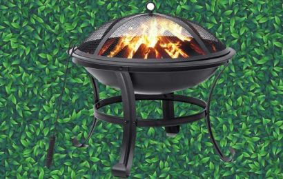 There's a hot deal happening on Amazon's No. 1 best-selling fire pit today
