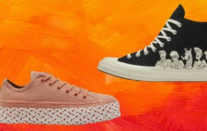 Converse just launched a huge Friends and Family Sale and the deals are incredible