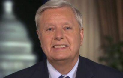 Graham suggests Al Qaeda, ISIS could exploit Biden's lax border policies to enter US