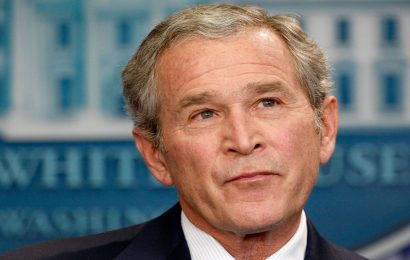 'I was sick to my stomach': George W. Bush says Jan. 6 insurrection 'really disturbed me'