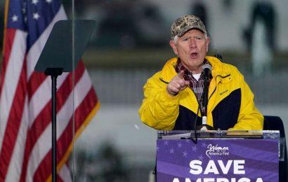 Alabama Rep. Mo Brooks announces bid for Senate