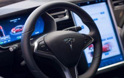 Tesla Autopilot safety under investigation after 'violent crash,' NHTSA says