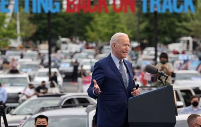 Biden sets defining course for Democratic Party: The Note