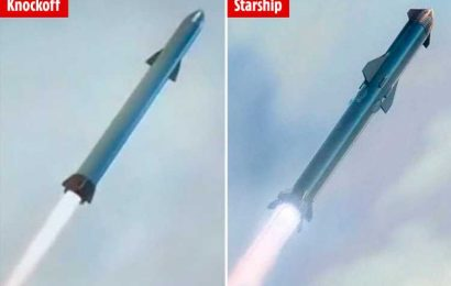 China working on 'knock-off clone' of Elon Musk's Starship that will whisk passengers around Earth via space