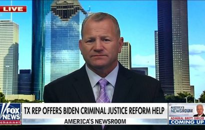 Sheriff turned GOP lawmaker's personal plea to Biden after address to Congress