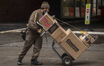 Stocks making the biggest moves in the premarket: UPS, Crocs, Eli Lilly, GE, Hasbro & more