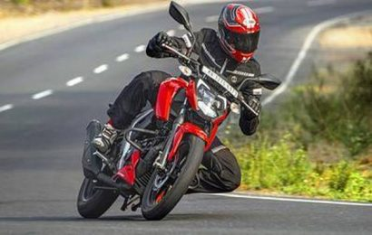 TVS Apache RTR 160 4V assures greater fuel efficiency