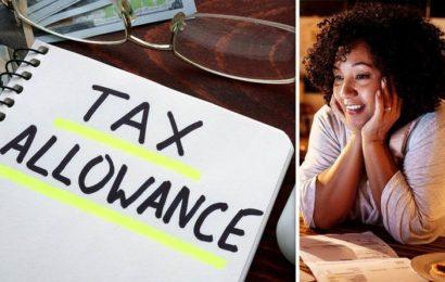Tax allowances increase: When will tax allowances rise this year?