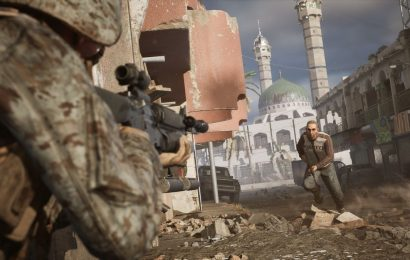 PS5 and Xbox urged to BAN 'Six Days in Fallujah' game for recreating 2004 Iraq War battle