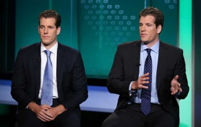 Winklevoss twins slam Facebook as their crypto business booms