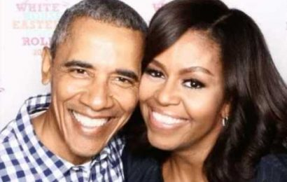 Barack and Michelle Obama Wish 'Joy and Light' to Others as They Celebrate Easter with Throwback Photos