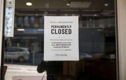 More retail pain ahead: UBS predicts 80,000 stores will close in the U.S. by 2026