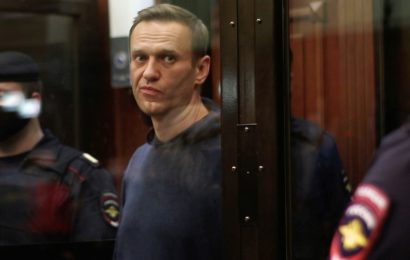 U.S. disturbed over Kremlin critic Navalny's deteriorating health while imprisoned