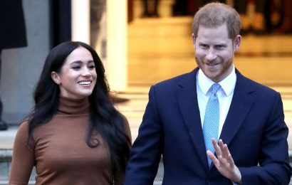 Harry and Meghan talk about decision to leave royal life