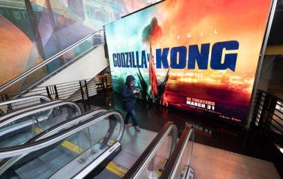 'Godzilla vs. Kong' is a pandemic box office hit