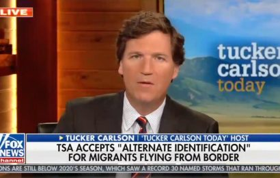 Tucker Carlson is taking Trump's place as right-wing propagandist-in-chief