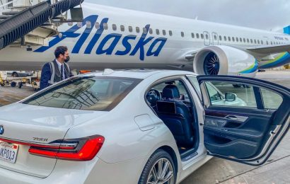 A new luxury car service at LAX is letting wealthy flyers skip the terminal by meeting them planeside — and a single ride costs more than $3,000
