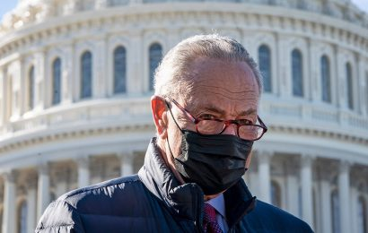 Schumer says bill to decriminalize pot coming 'shortly'