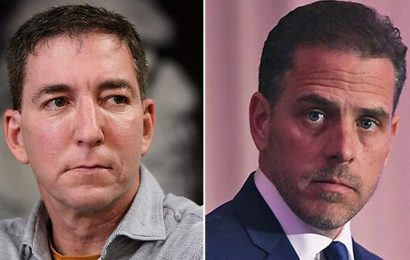 Glenn Greenwald: 'Journalistic malpractice' for interviewers to not ask Hunter Biden about emails