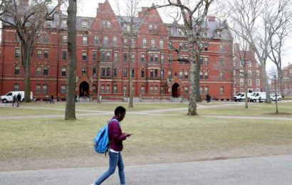 Only 3.4% of People Who Applied Got Into This College
