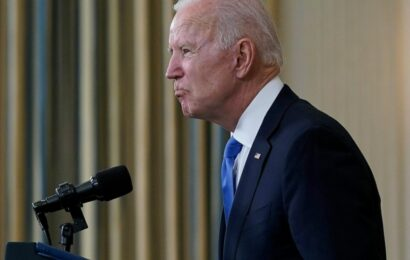 Biden ready to sell $2.3T infrastructure plan in Louisiana