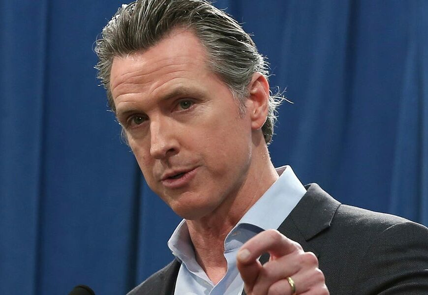 California is expanding its stimulus check program to send checks to two-thirds of its residents, Newsom announces