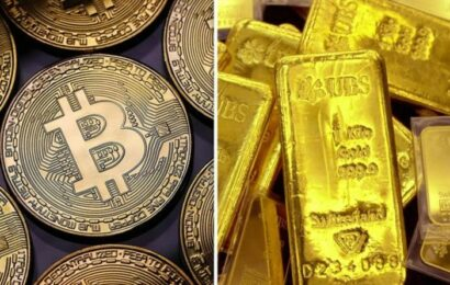 Cryptocurrency vs gold: Should you invest in cryptocurrencies or gold? Experts comment