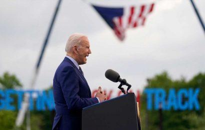 Fact Check: No, The Washington Post is not done fact-checking Biden