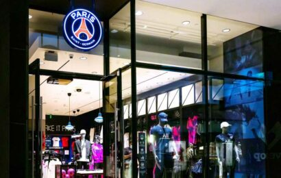 Fanatics opens first LA store exclusive to Paris Saint-Germain soccer club