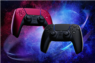 Gorgeous black and red PS5 DualSense controllers unveiled by Sony – and they're out next month
