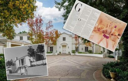 Hilton estate — from Paris Hilton's NSFW photoshoot — sells for $61.5M