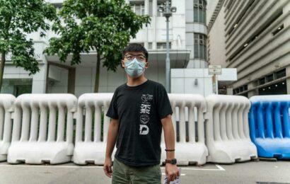 Hong Kong activist Joshua Wong jailed an additional 10 months over June 4 assembly