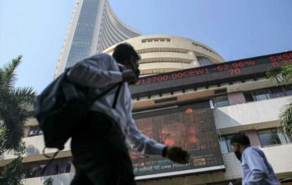 Indian stocks remain resilient despite Covid surge as investors hang on and try to look longer term