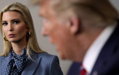 Ivanka Trump faces more anti-vaccine backlash from her followers after posting a photo of her 2nd COVID-19 shot