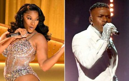 Megan Thee Stallion, DaBaby lead BET Award nominations with seven nods each