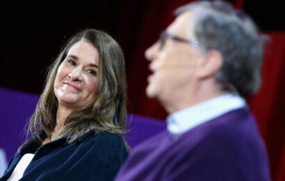 Microsoft boss in mega-split after 27 years