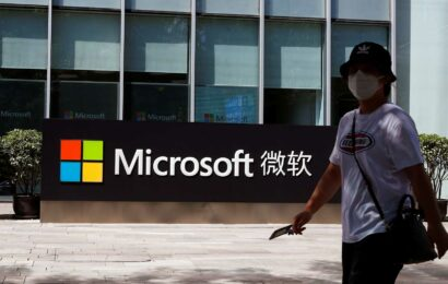 Microsoft pushes into the growing grocery tech market with a new deal in China