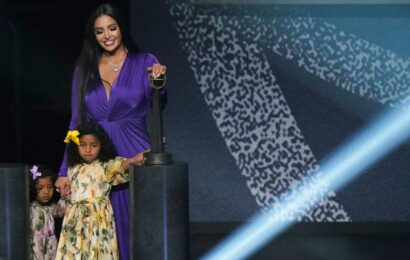 Opinion: Vanessa Bryant continues to show strength while honoring Kobe and Gianna Bryant's legacy