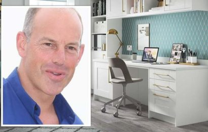 Phil Spencer shares how a garden office can add value to your home – 'like an extra room'