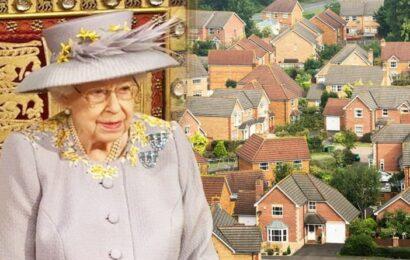 Queen speech: Monarch confirms huge property planning overhaul affecting homes in England