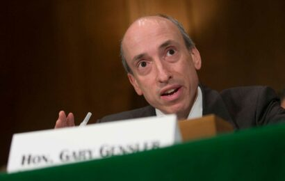 SEC Chair Gensler: Agency is looking at retail brokerage apps, how they make money on trades