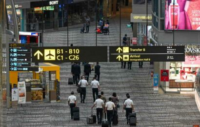 Singapore and Hong Kong to postpone travel bubble again as Covid cases rise