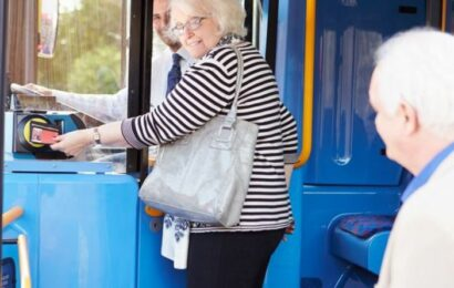 State pension: Where you live may affect your free bus pass – check now