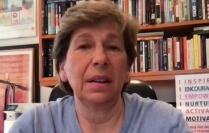 Teachers' union president under fire for rebranding as school-reopening supporter