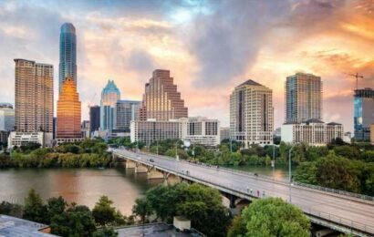 This Is America's Fastest Growing City