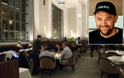 Top NYC chef explains switching Eleven Madison Park to all-vegan menu